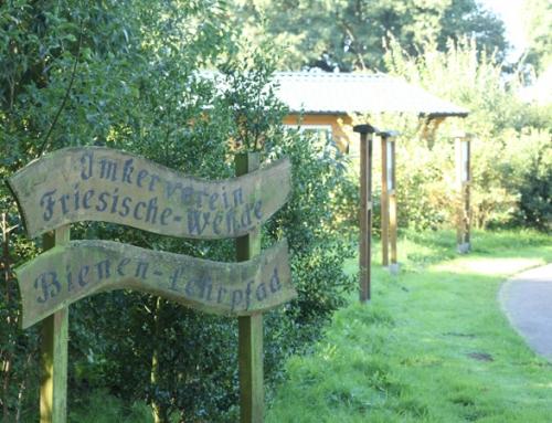 Bienenlehrpfad in Neuenburg
